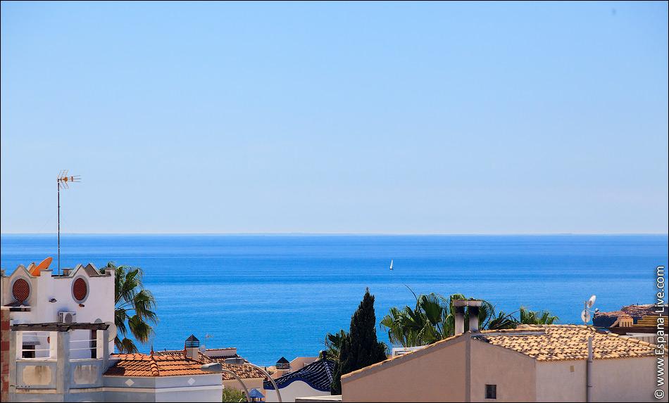 Недвижимость в испании на море