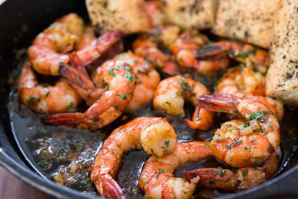 garlic shrimp 1